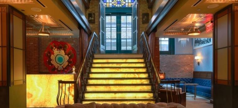Walker Hotel Greenwich Village: Detail NEW YORK (NY)