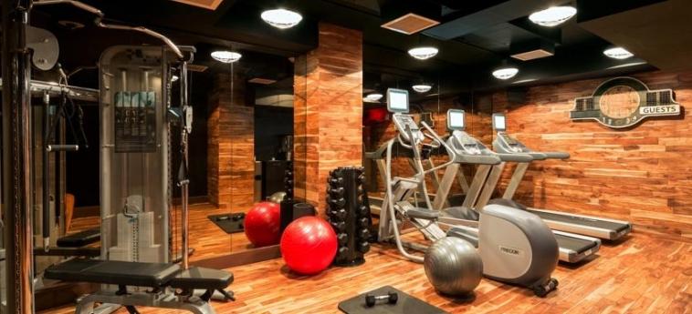 Walker Hotel Greenwich Village: Gym NEW YORK (NY)