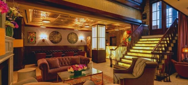 Walker Hotel Greenwich Village: Interior NEW YORK (NY)