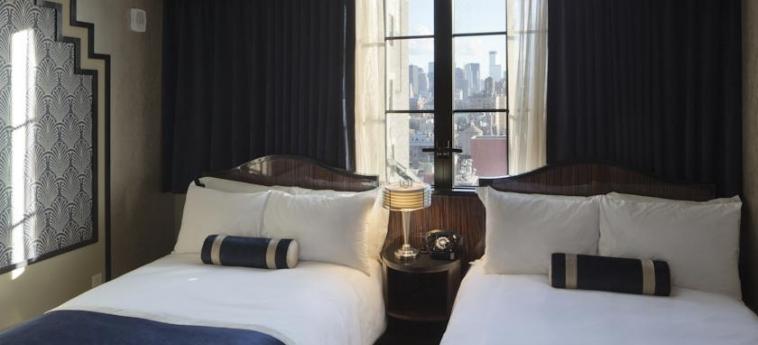 Walker Hotel Greenwich Village: Twin Room NEW YORK (NY)