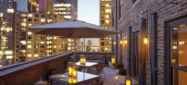 Westhouse Hotel New York: Terrace NEW YORK (NY)