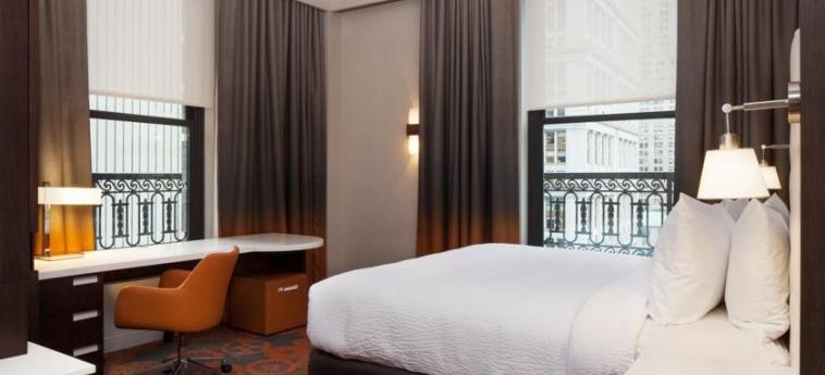 Hotel Residence Inn New York Manhattan/world Trade Center Area: Camera Matrimoniale/Doppia NEW YORK (NY)