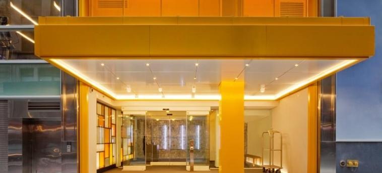 Hotel Residence Inn New York Manhattan/world Trade Center Area: Entrata NEW YORK (NY)