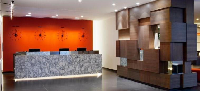 Hotel Residence Inn New York Manhattan/world Trade Center Area: Reception NEW YORK (NY)