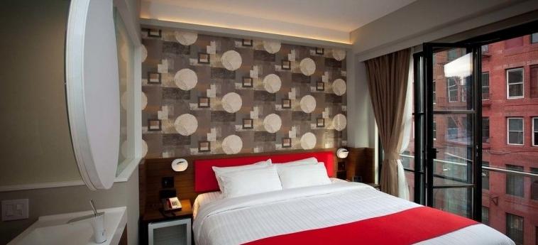 Hotel Nobleden: Chambre Double NEW YORK (NY)