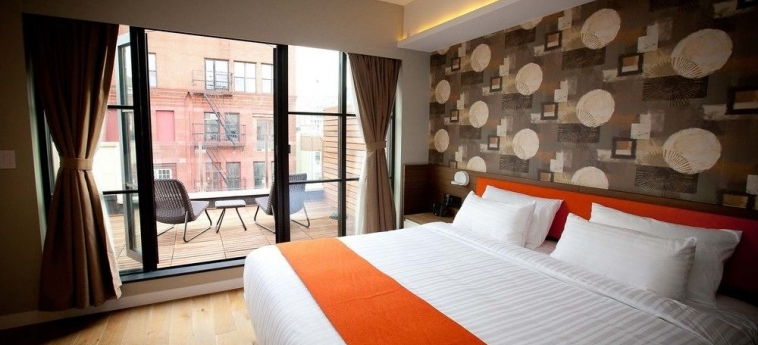 Hotel Nobleden: Chambre NEW YORK (NY)