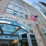 Hotel Hampton Inn Manhattan/downtown-Financial District