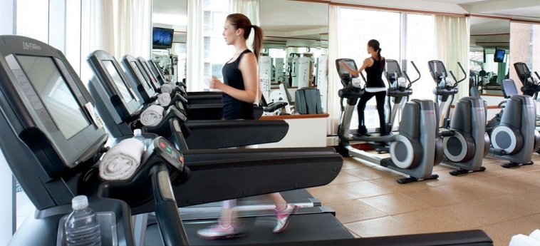 Hotel The Wagner At The Battery: Fitnesscenter NEW YORK (NY)
