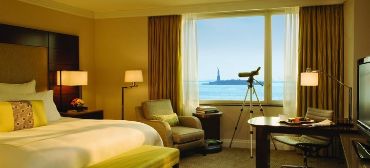 Hotel The Wagner At The Battery: Schlafzimmer NEW YORK (NY)