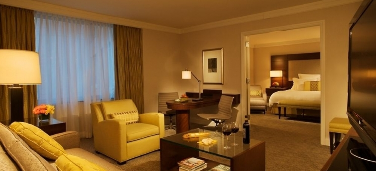 Hotel The Wagner At The Battery: Suite NEW YORK (NY)