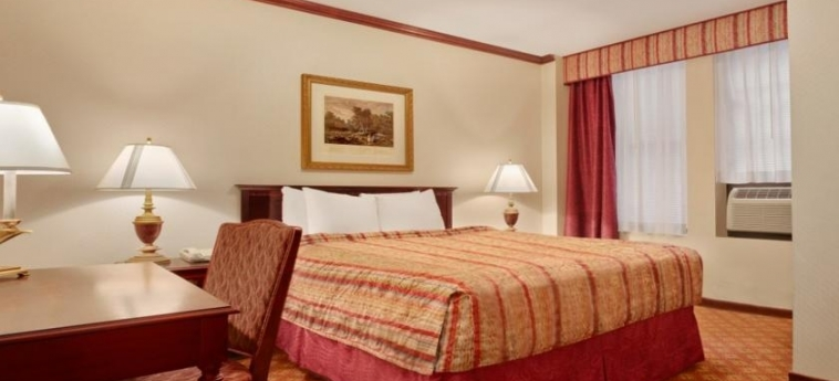 Days Inn Hotel New York City - Broadway: Room - Double NEW YORK (NY)