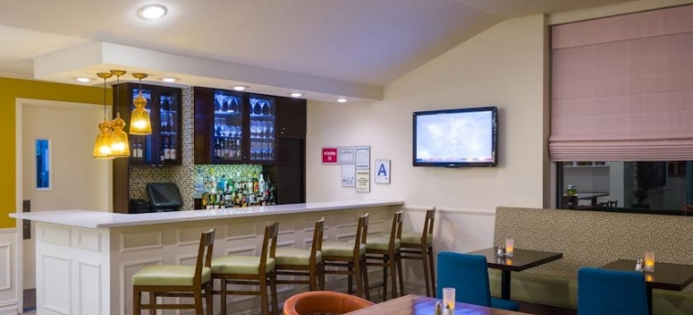 Hotel Hilton Garden Inn Queens/jfk Airport: Innen Bar NEW YORK (NY)