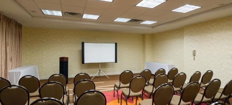 Hotel Hilton Garden Inn Queens/jfk Airport: Konferenzsaal NEW YORK (NY)