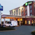 Hotel Holiday Inn Express New York Jfk Airport Area