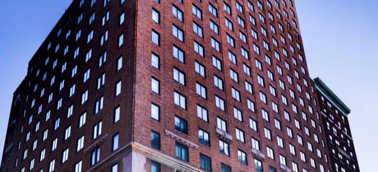 Hotel Beacon: Facade NEW YORK (NY)
