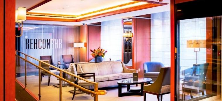 Hotel Beacon: Indoor Bar NEW YORK (NY)