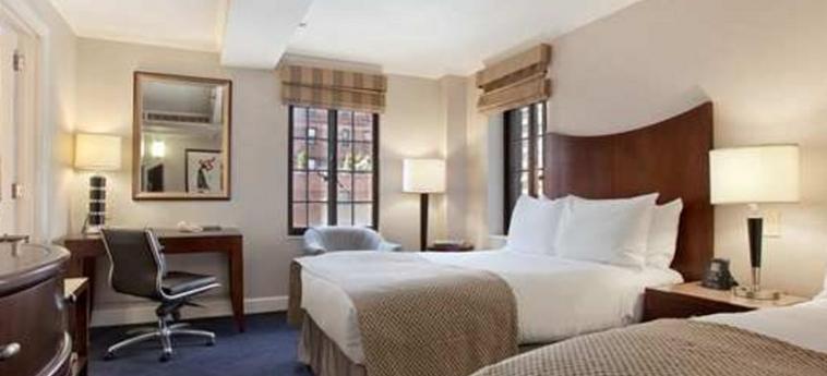 Hotel Westgate New York Grand Central: Doppelzimmer  NEW YORK (NY)