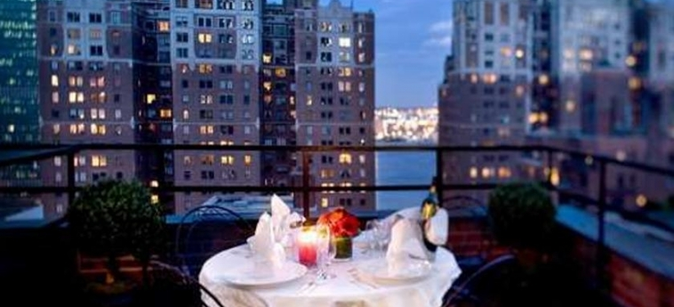 Hotel Westgate New York Grand Central: Terrasse NEW YORK (NY)