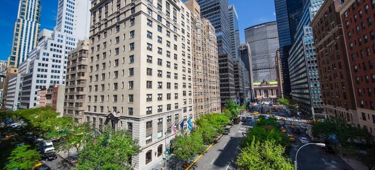 Hotel Iberostar 70 Park Avenue: Esterno NEW YORK (NY)