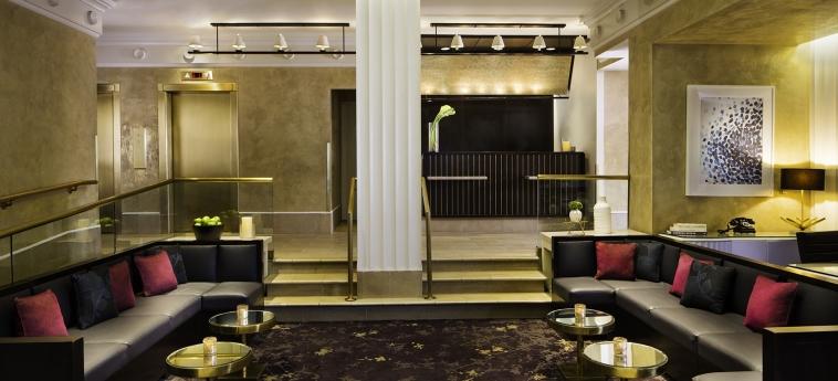 Hotel Iberostar 70 Park Avenue: Lobby NEW YORK (NY)