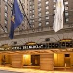 Hotel Intercontinental New York Barclay