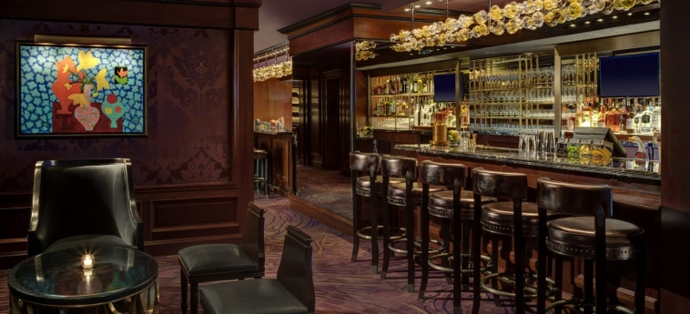Hotel Lotte New York Palace: Indoor Bar NEW YORK (NY)