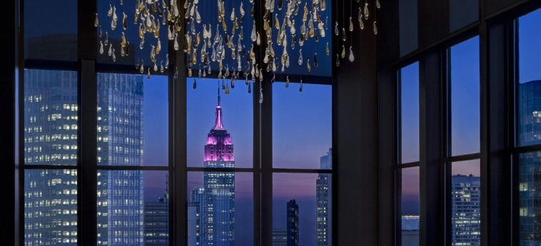 Hotel Lotte New York Palace: Landscape NEW YORK (NY)