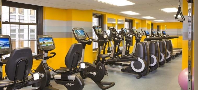 Hotel The Roosevelt: Fitnesscenter NEW YORK (NY)