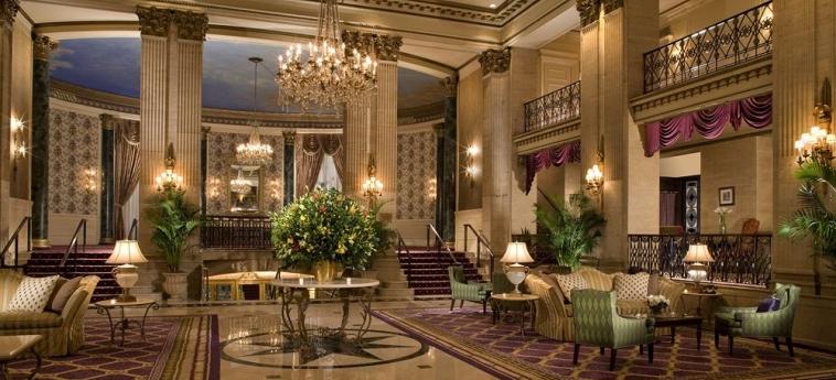 Hotel The Roosevelt: Hotelhalle NEW YORK (NY)