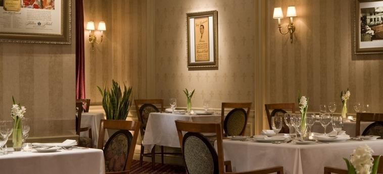 Hotel The Roosevelt: Restaurant NEW YORK (NY)