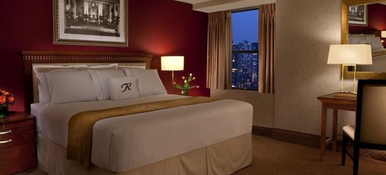 Hotel The Roosevelt: Schlafzimmer NEW YORK (NY)