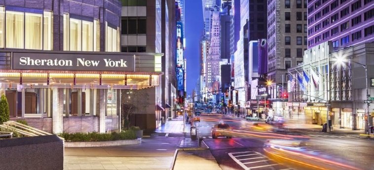 Hotel Sheraton New York Times Square: Außen NEW YORK (NY)