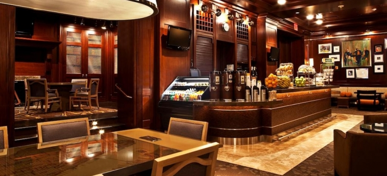 Hotel Sheraton New York Times Square: Bar NEW YORK (NY)
