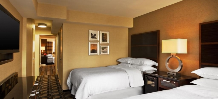 Hotel Sheraton New York Times Square: Doppelzimmer - Twin NEW YORK (NY)