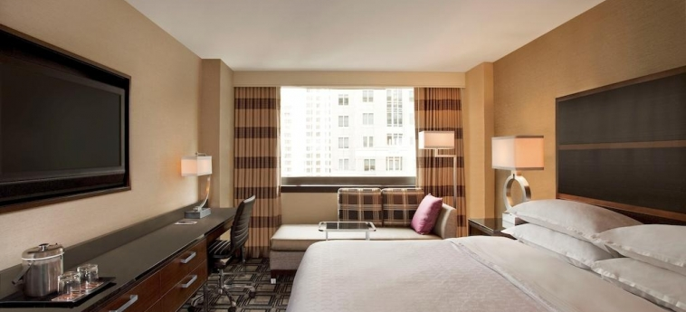 Hotel Sheraton New York Times Square: Doppelzimmer  NEW YORK (NY)
