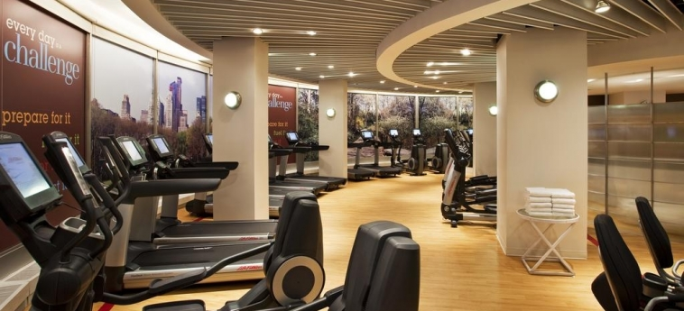 Hotel Sheraton New York Times Square: Fitnesscenter NEW YORK (NY)