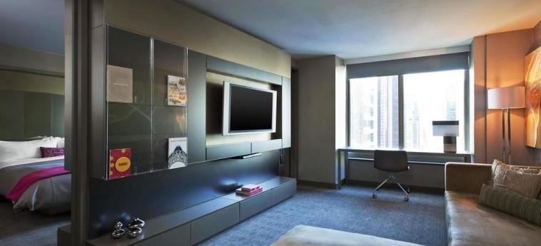 Hotel W New York Times Square: Camera Matrimoniale/Doppia NEW YORK (NY)