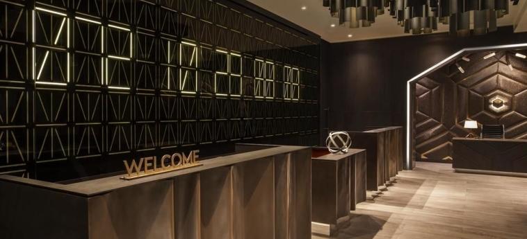 Hotel W New York Times Square: Reception NEW YORK (NY)