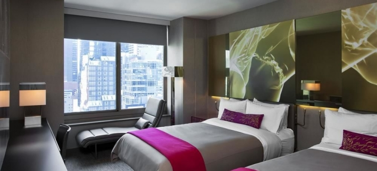 Hotel W New York Times Square: Chambre Double NEW YORK (NY)