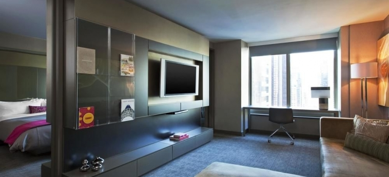Hotel W New York Times Square: Chambre NEW YORK (NY)
