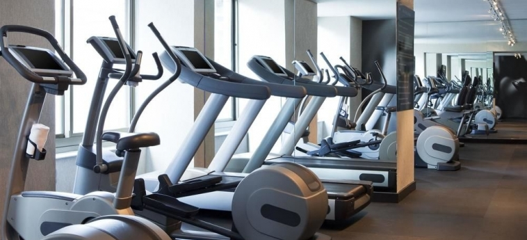 Hotel W New York Times Square: Salle de Gym NEW YORK (NY)