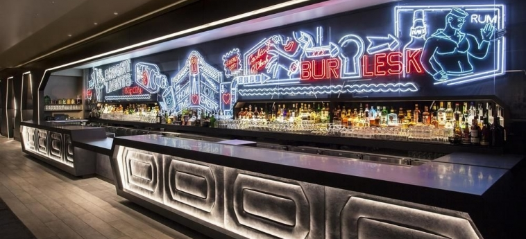 Hotel W New York Times Square: Bar NEW YORK (NY)