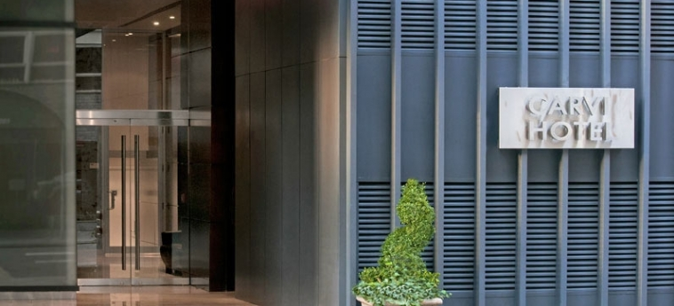 Carvi Hotel New York: Entrance NEW YORK (NY)
