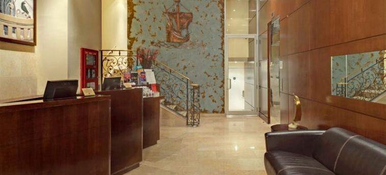 Carvi Hotel New York: Lobby NEW YORK (NY)