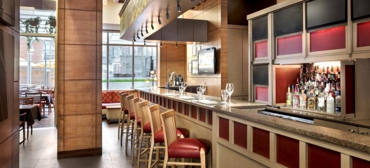 Doubletree By Hilton Hotel New York - Times Square South: Bar Interno NEW YORK (NY)