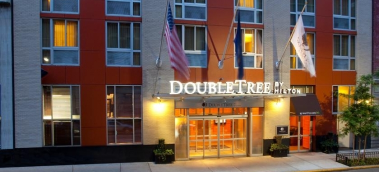 Doubletree By Hilton Hotel New York - Times Square South: Esterno NEW YORK (NY)
