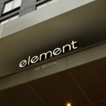 ELEMENT NEW YORK TIMES SQUARE WEST 3 Stelle