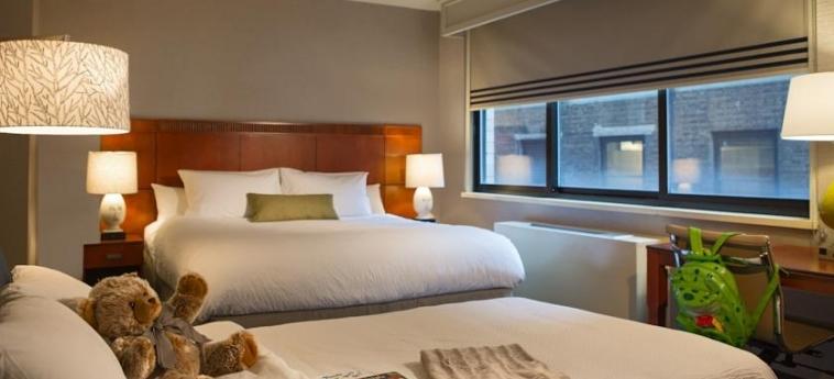 Hotel Courtyard By Marriott New York Manhattan/fifth Avenue: Camera Matrimoniale/Doppia NEW YORK (NY)
