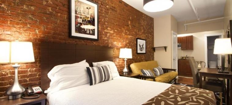 Hotel 309: Camera Matrimoniale/Doppia NEW YORK (NY)
