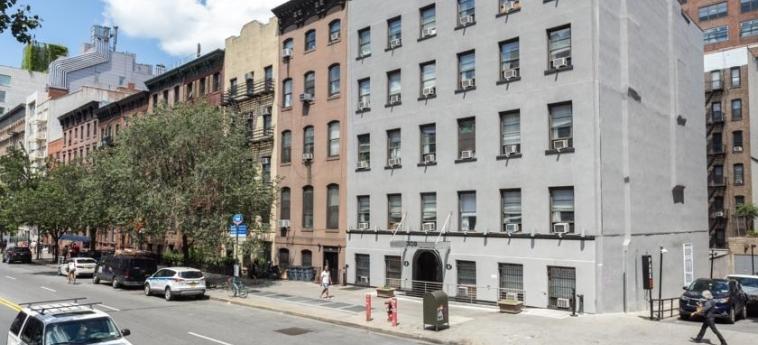 Hotel 309: Esterno NEW YORK (NY)